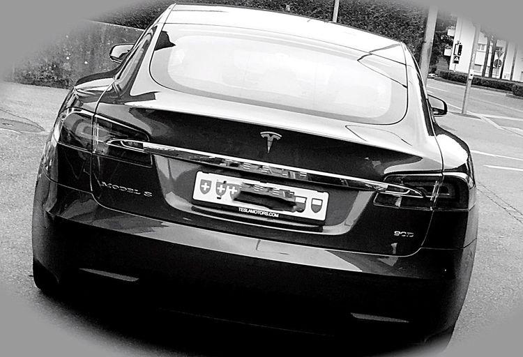 Tesla Teslamotors Tesla Model S Tesla Car