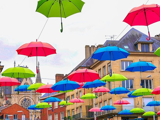 Umbrella The Street Photographer - 2016 EyeEm Awards Building Exterior Streetphotography Street Photography Street City Urban Street Life The Great Outdoors With Adobe Umbrellas Colorful Colorful City Colorful Umbrellas The Mix Up