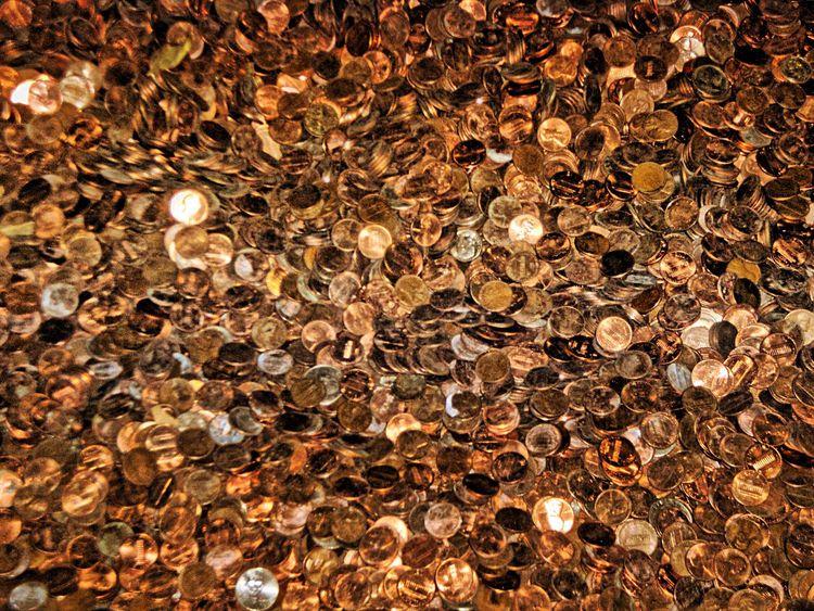 Coins money pennies EyeEmNewHere