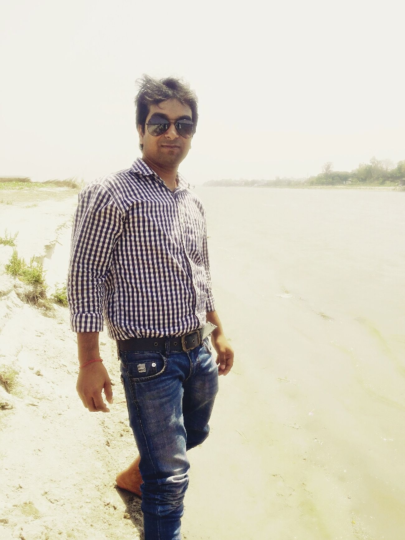 River side....Kanpur Relaxing Taking Photos Check This Out Enjoying Life