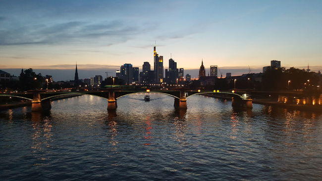 The view... Sky Germany🇩🇪 Chilling Taking Photos Going Out Enjoying Life Frankfurt Am Main Watching The Sunset