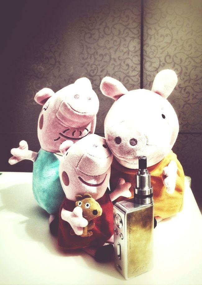 Peppa Pig Zerodna Carlos Creation