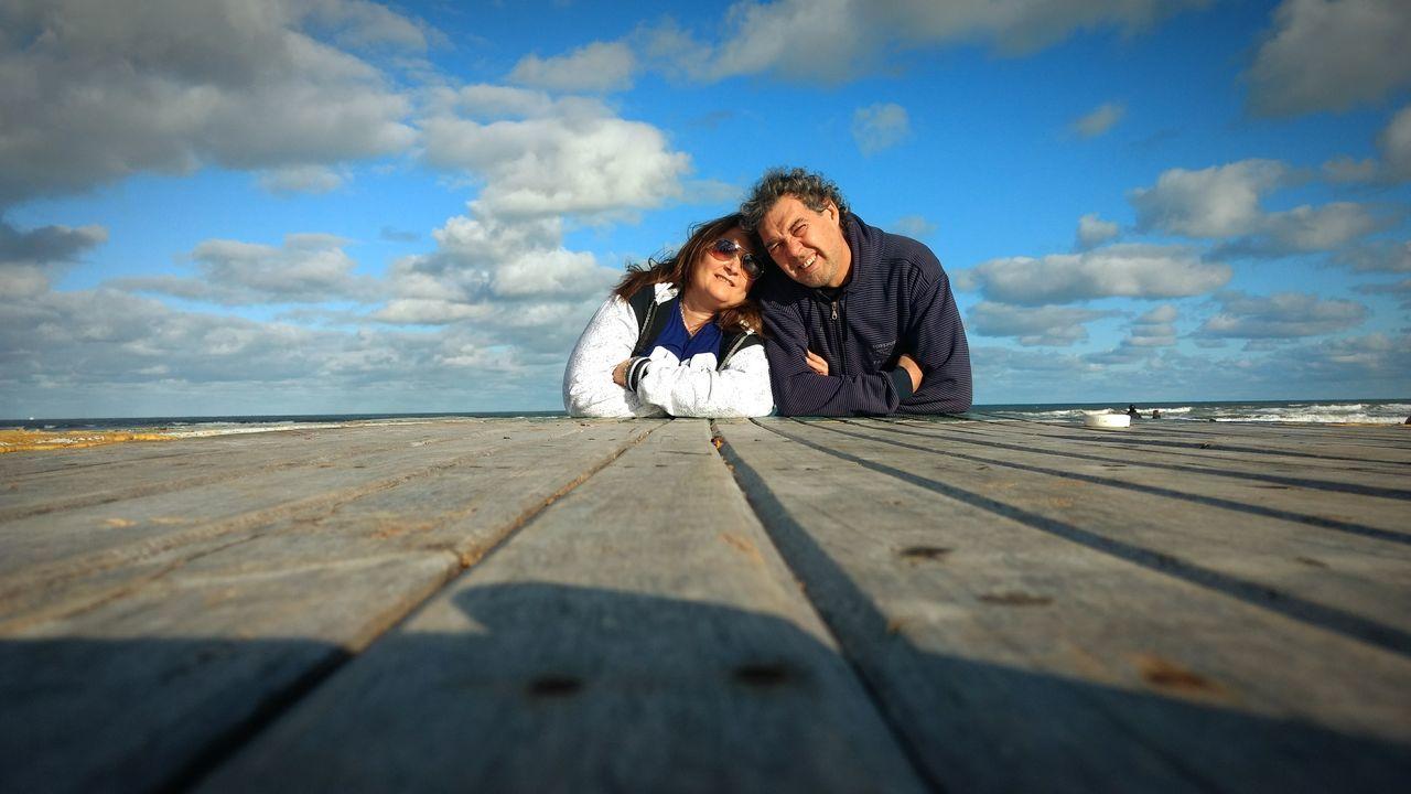 True love ❤️ Cloud - Sky Couplephotography Sea Beach