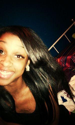 I Cnt Wear My Hair Hangin At Work :(