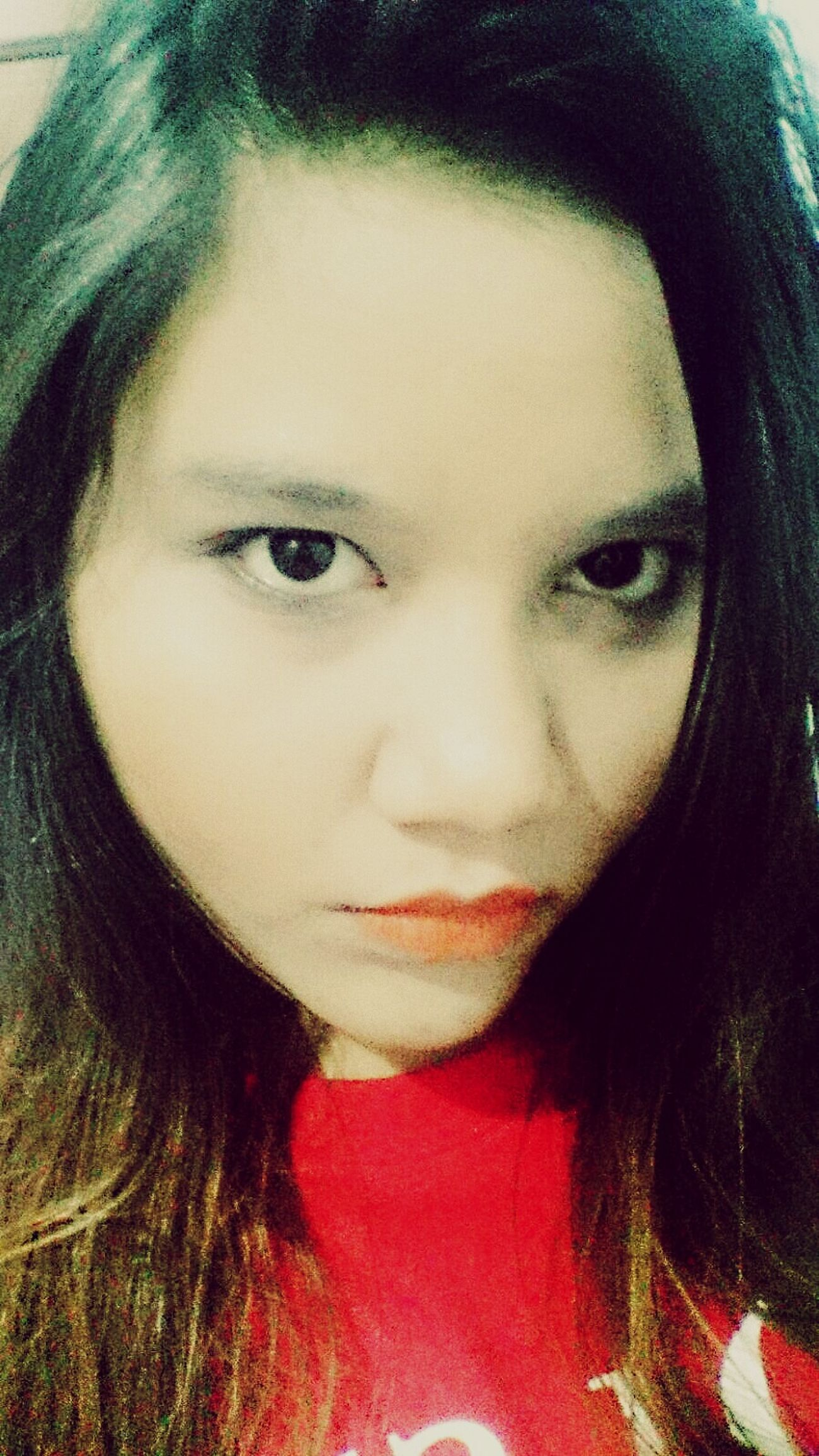 Natural Hair Weirdselfie Weirdfaces Selfportrait Self Potrait