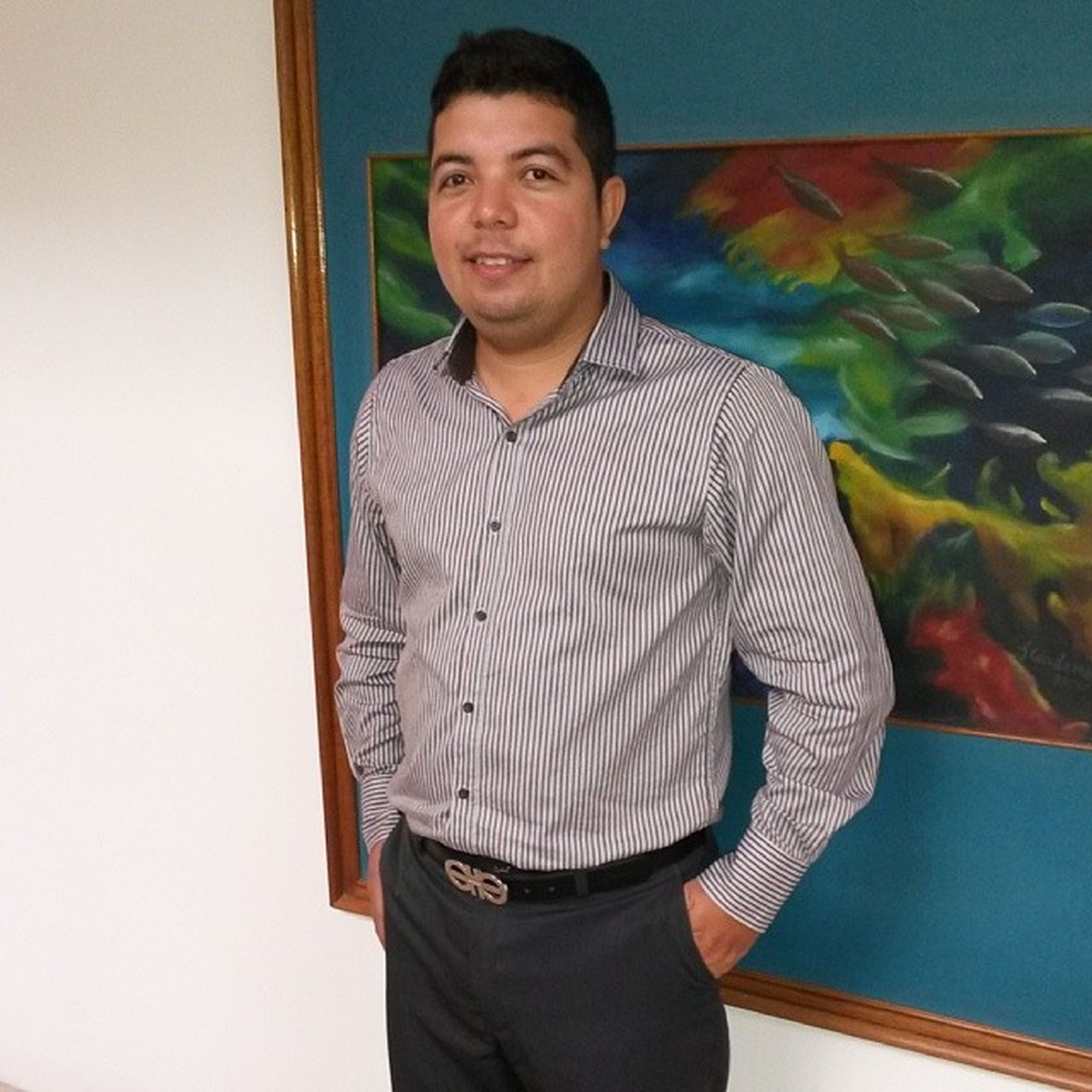 Capacitando en Santa Marta FundaciondelaMujer