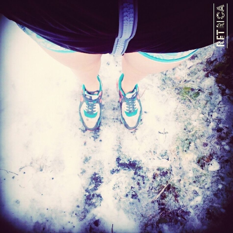 Зима:)