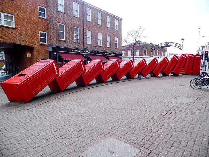 London Phonebox City