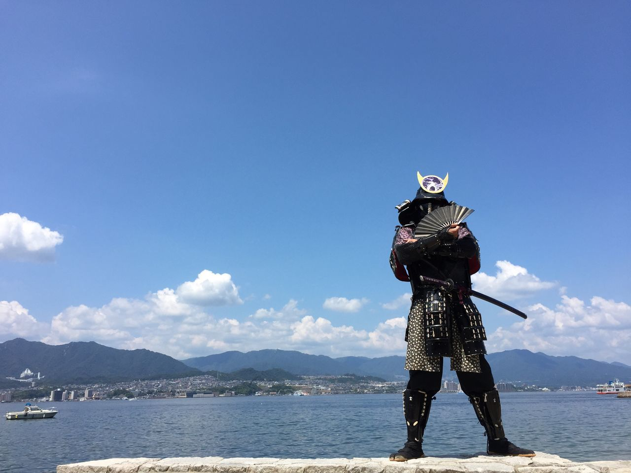Japan Samurai Hiroshima Miyajima Introducing Culture Of Japan Which Must Be Left To The Future…… 未来に残す日本の文化