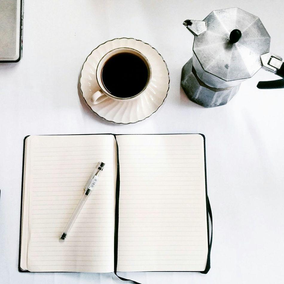 Beautiful stock photos of white, Black Coffee, Book, Cappuccino, Coffee - Drink