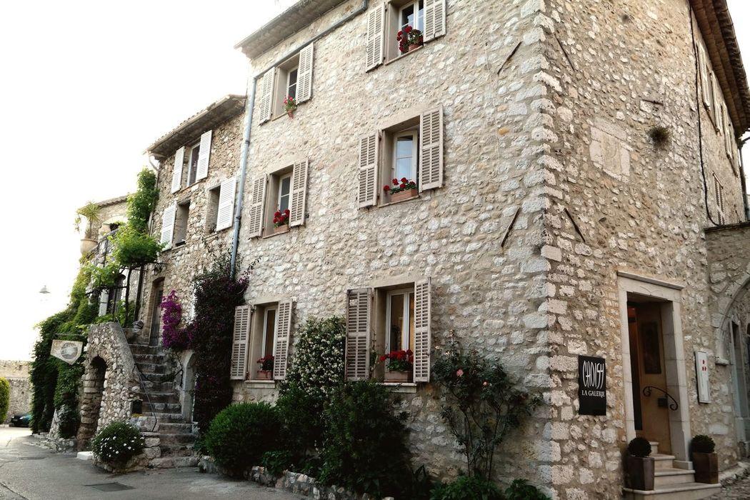Saint Paul De Vence Streetphotography Beautiful View France