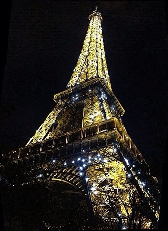 La Tour Eiffel Longandtall