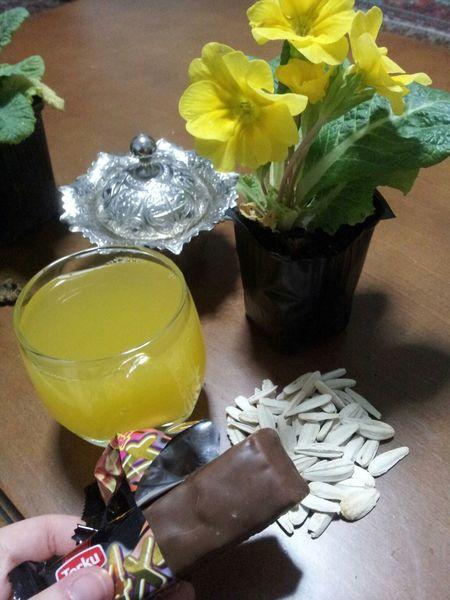 Drinking Eatting ^_^ Sweet ♥