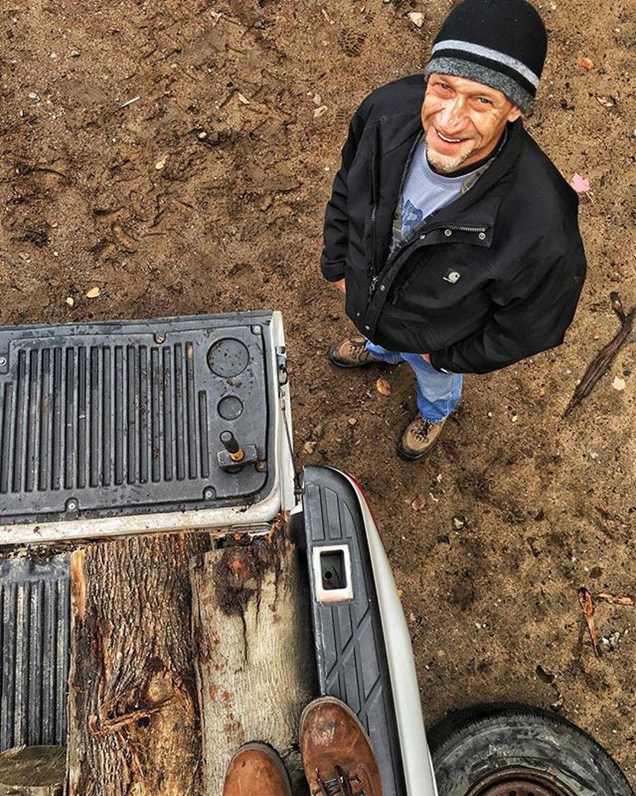 Stackin wood Adventure Explore Friday 2015  Fall ADK Adirondack Trees Wood Rustic Color Vscocam Snapseed Pixelpanda Photomasters Photooftheday Travel Upstateny Mountains
