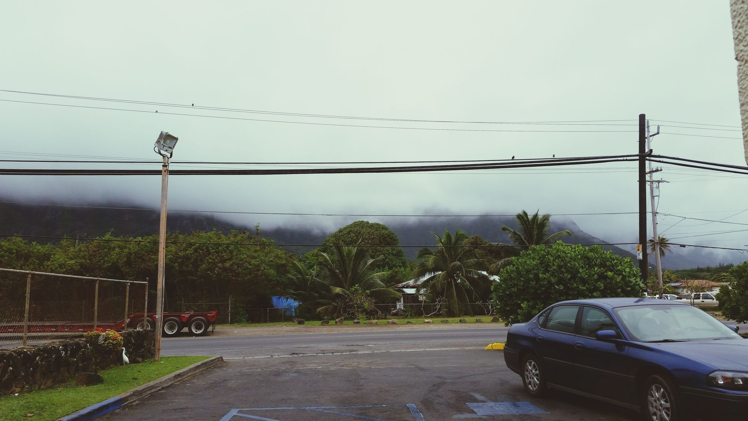 Rain rain go away Waimanalo Rainy Days