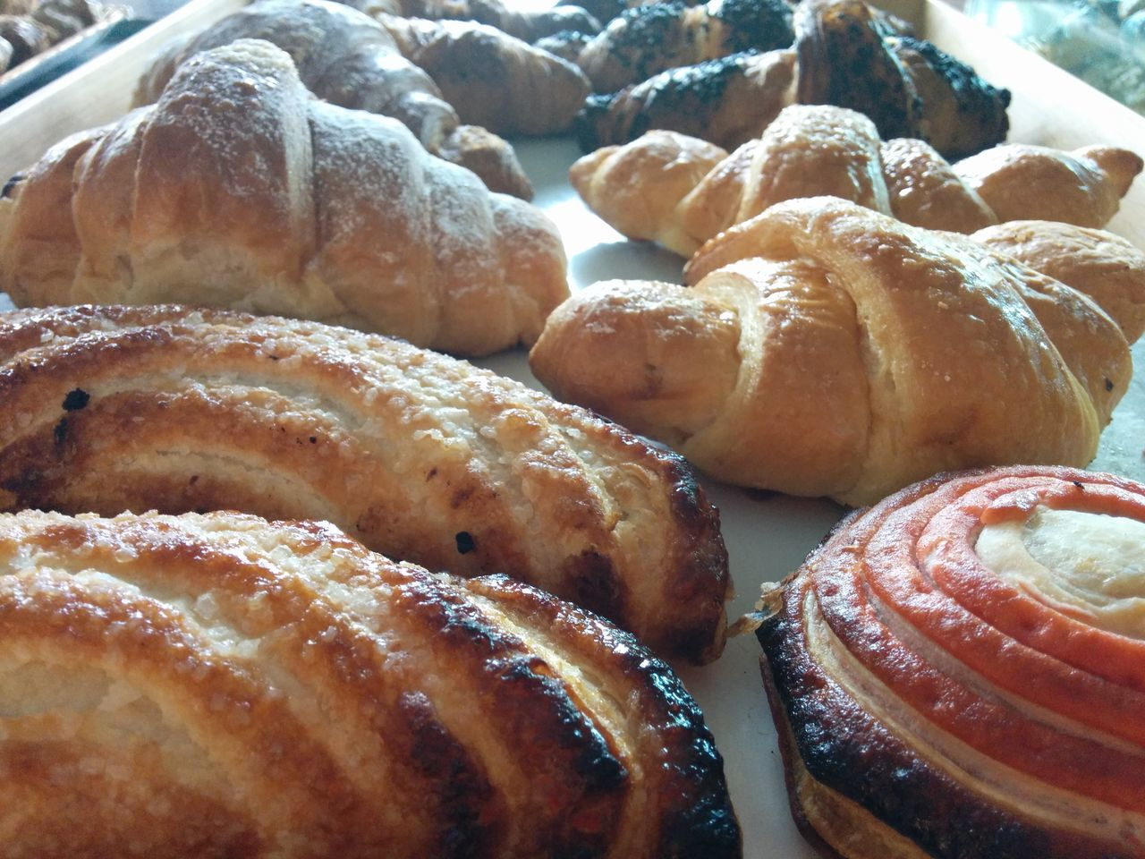 Croissant Backery Colazione Delicatessen food morning