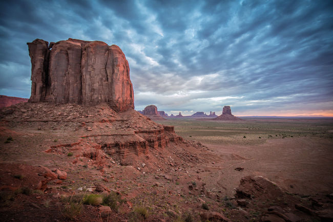 Arid Climate Beauty In Nature Cloud - Sky Cloudy Dramatic Sky Geology Landscape Monument Valley Nature Navajo No People Non-urban Scene Remote Rock - Object Rock Formation Scenics Sky Tourism Tranquil Scene Tranquility Travel Destinations Utah