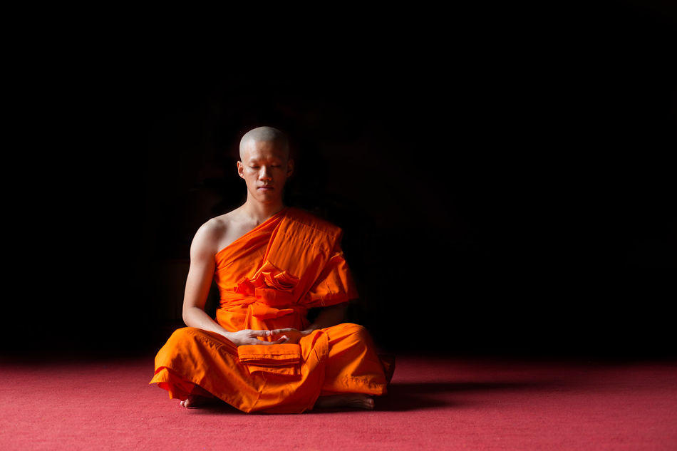 Beautiful stock photos of peaceful,  30-34 Years,  Adult,  Adults Only,  Buddhism