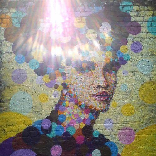 Bricklanestreetart Sunshine James Cochran Jimmy C Street Art London Uk Bricklane Brick Lane