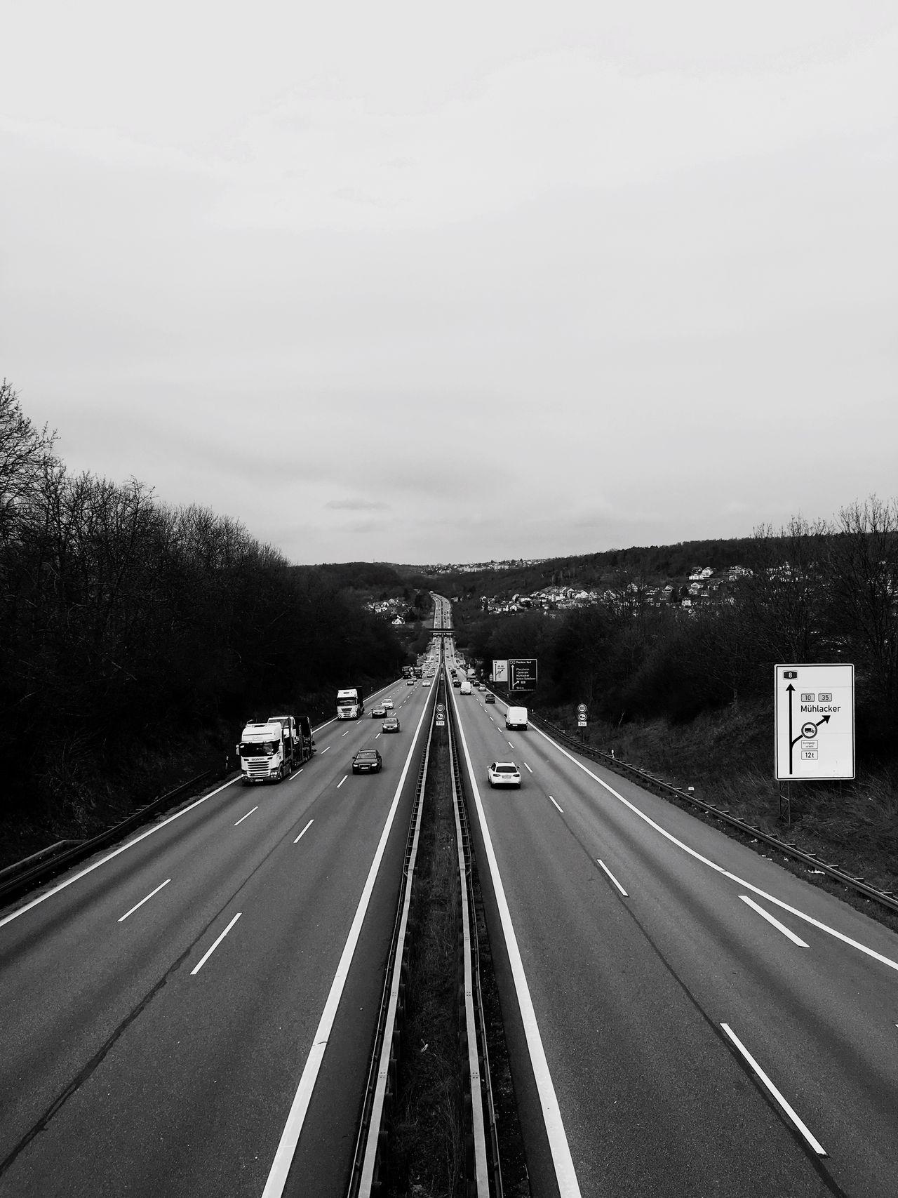 Die Autobahn!