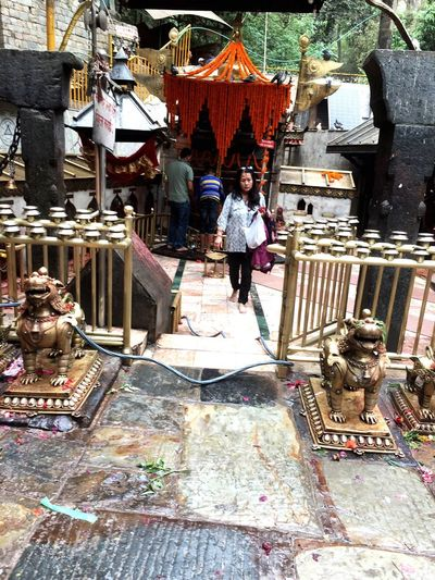 Dashinkali nepalese temple