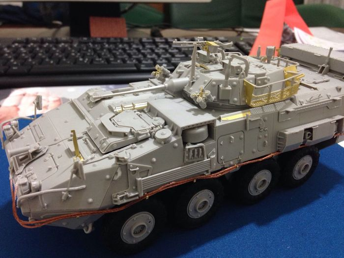Model Scale Passion Art LAV3