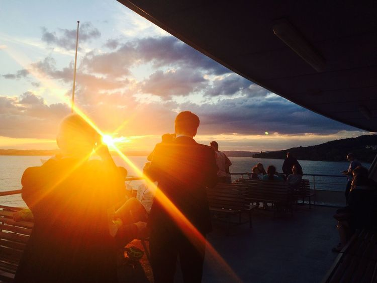 Without Filters Traveling Konstanz Sunset Hello World Enjoying The View Sunset Silhouettes