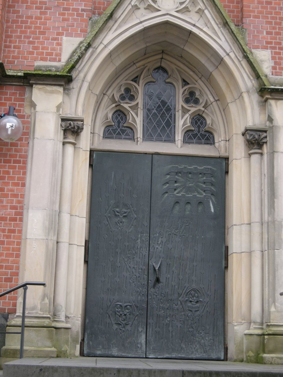 door, closed, architecture, building exterior, built structure, no people, outdoors, day, close-up
