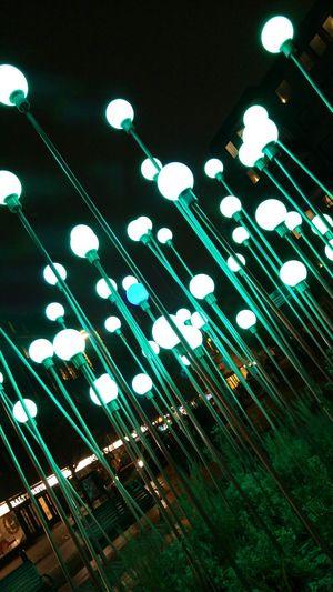 Night Lights Carolli Good night Malmö