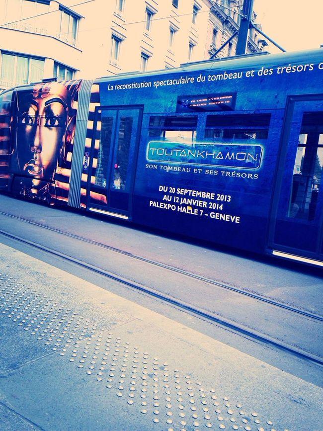 Tram Toutankhamon