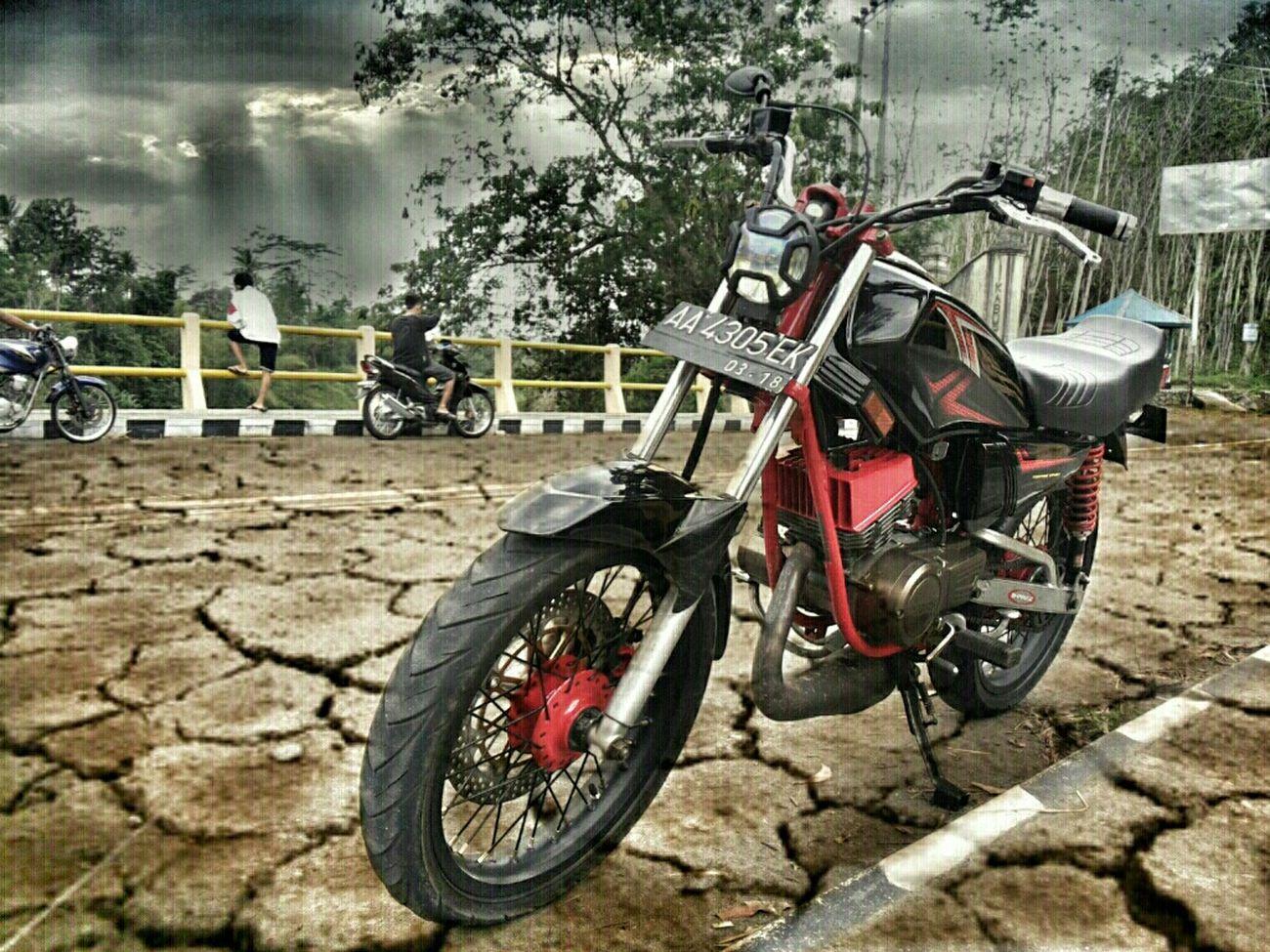 RxKing Rx King 135cc Rx135 Raja Jalanan Yamaha YRKI Rx King Tugu Ireng King Perbatasan Touring