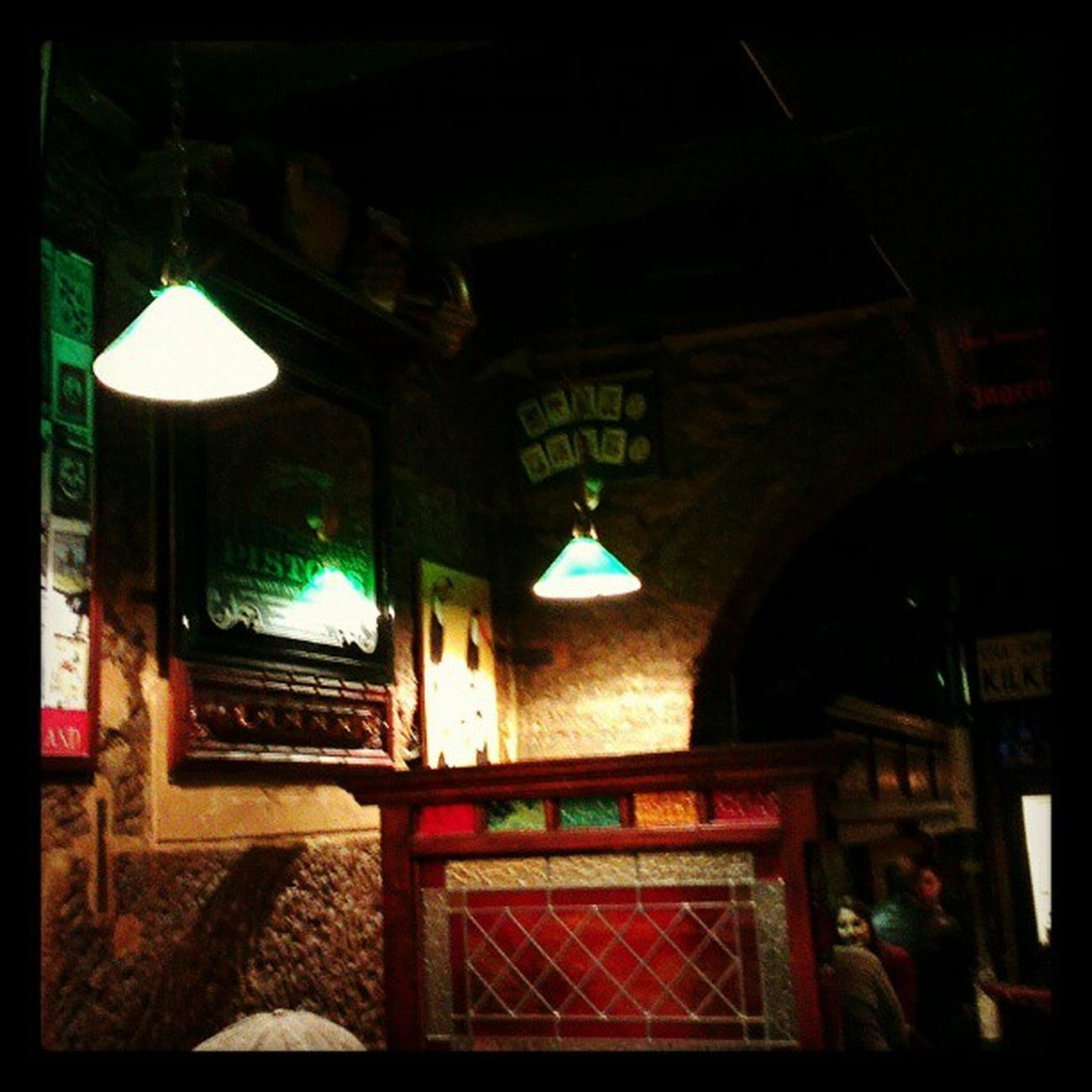 Irishambiance Stjamespub Lyon Beer pub