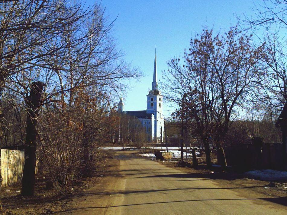 Yaroslavl Church Spring Russia