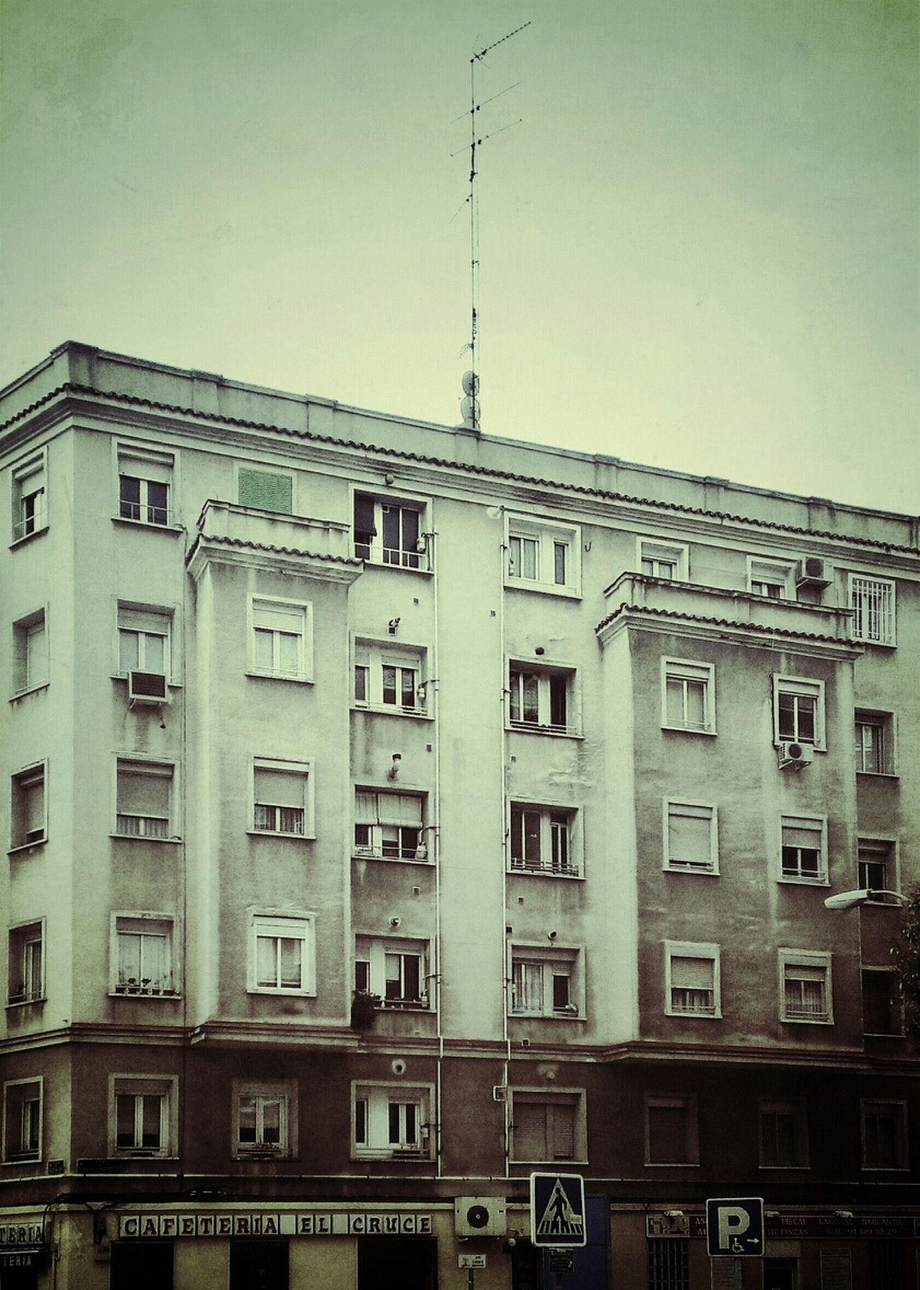 Face Façade Arquitectura Clean Fachada Callejeando La Prosperidad
