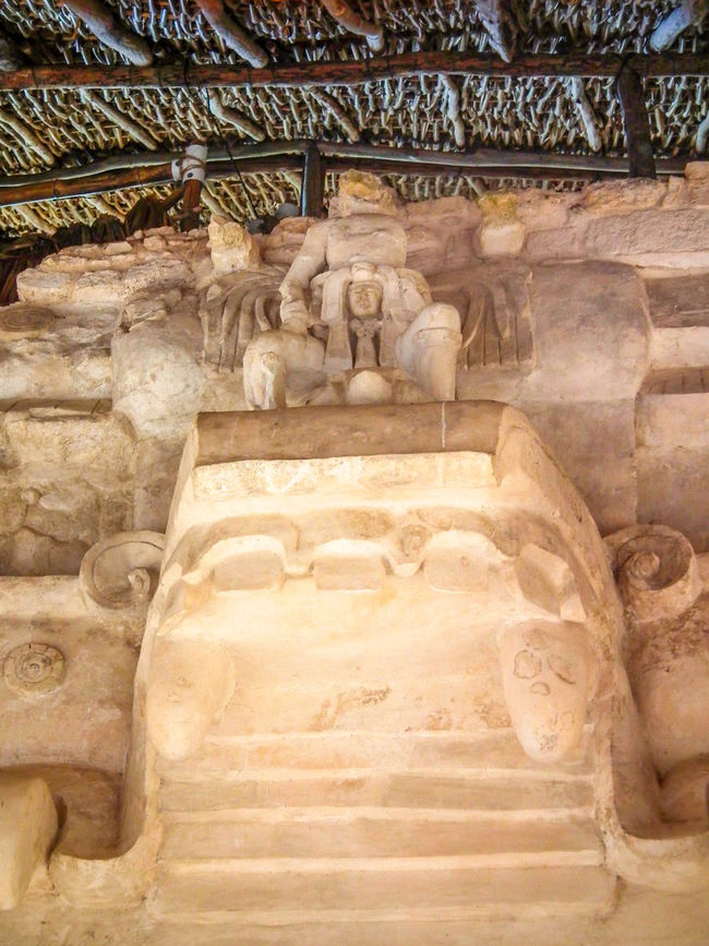 Acropolis Archaeological Sites Ek Balam Limestone Mayan Mayan Ruins Mayan Wonders Mortar Ruins Stucco Tomb Yucatan Mexico Yucatan Peninsula Yúcatan