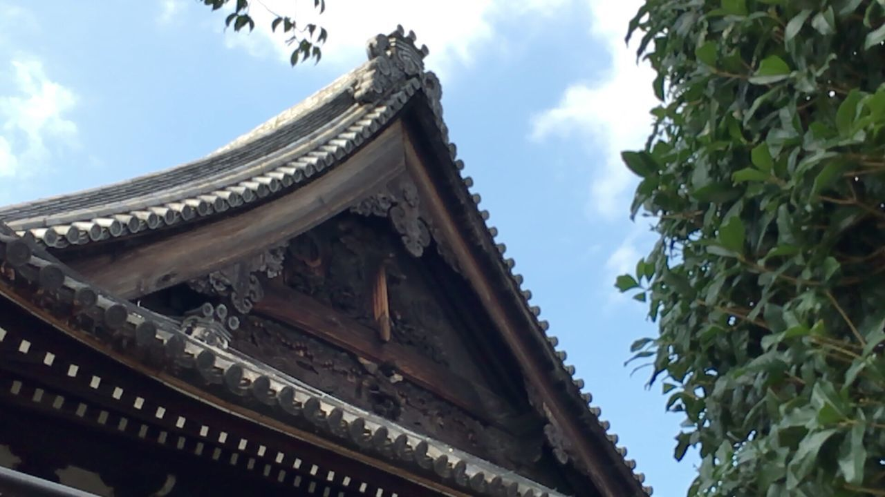 Kyoto,japan Kyoto Temple Kyoto Roof Temple Roof Japanese Traditional Japanese Tradisional Roof Kyoto Sky Kyoto Sky And Temple Wood Roof Tera