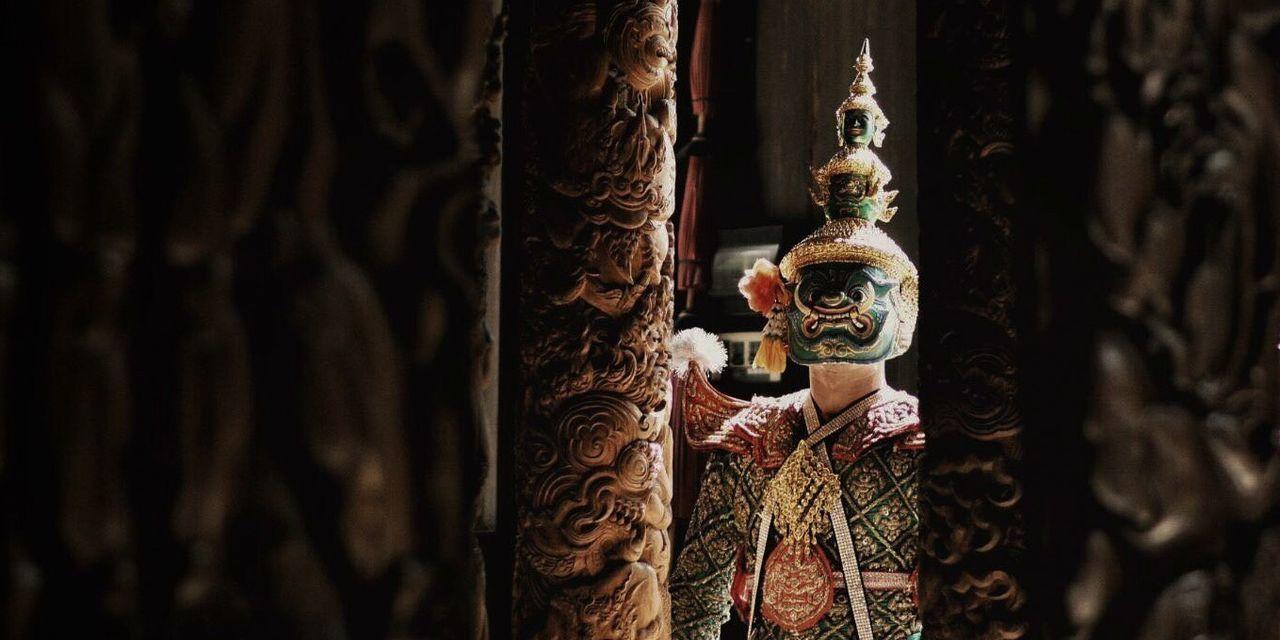 Performing arts Art Thai Temple Thailandtravel Actor Thaiculture Performance Traditional