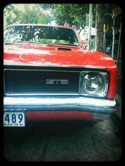 Classic Car Australia Day Holden Monaro 350 Gts