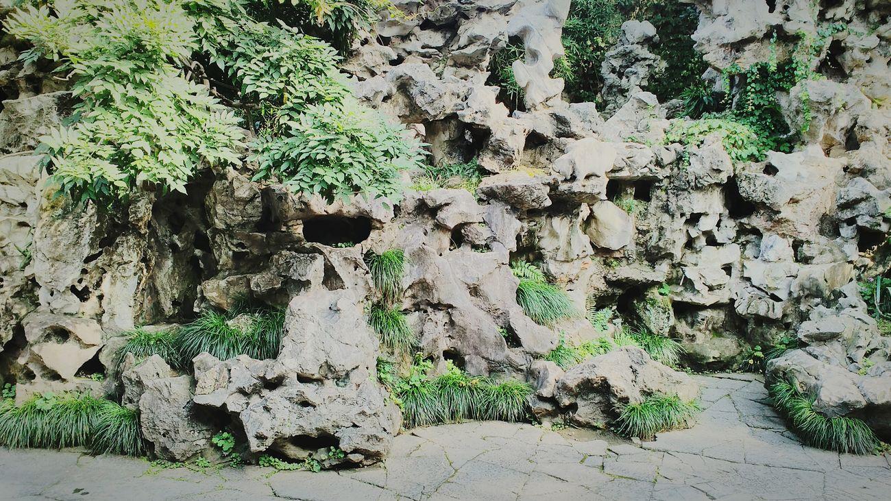 First Eyeem Photo China Beauty China Garden Stones