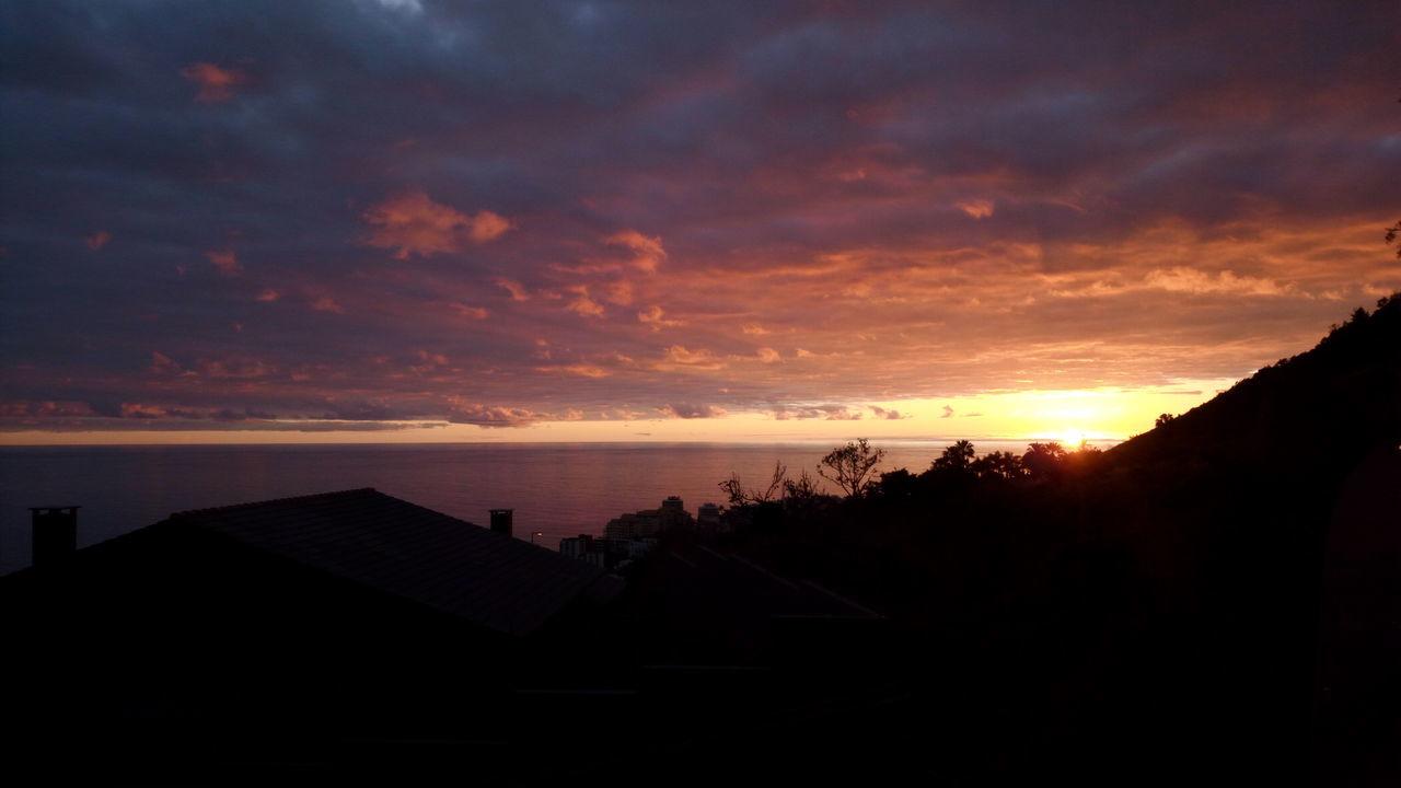 Sunset Scenics Cloud - Sky