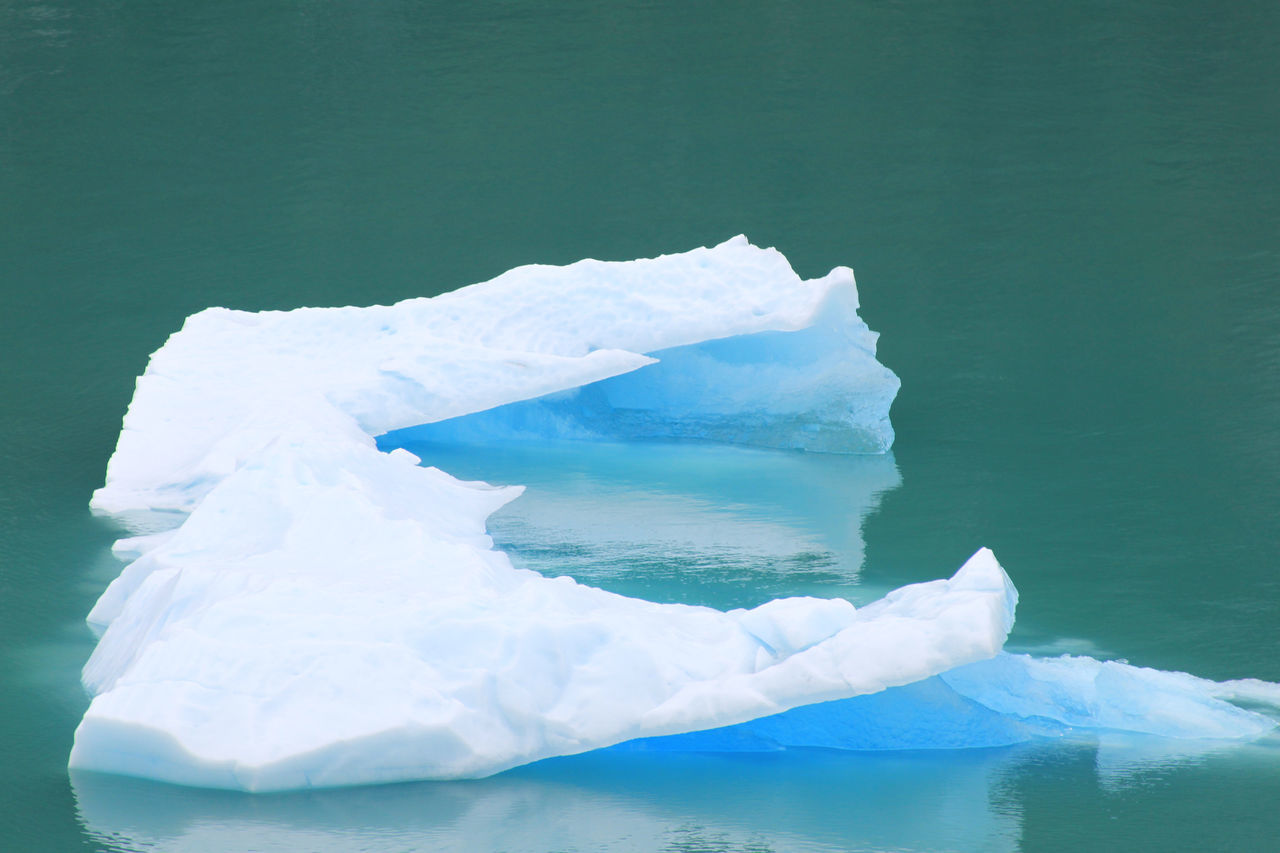 Beautiful stock photos of ice, Close-up, Cold, Environment, Floating