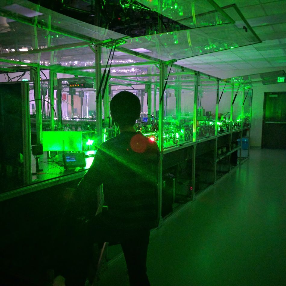 University Campus University Lab Laser Lab Scientist Laser Laserbeam Technology Uniqueness