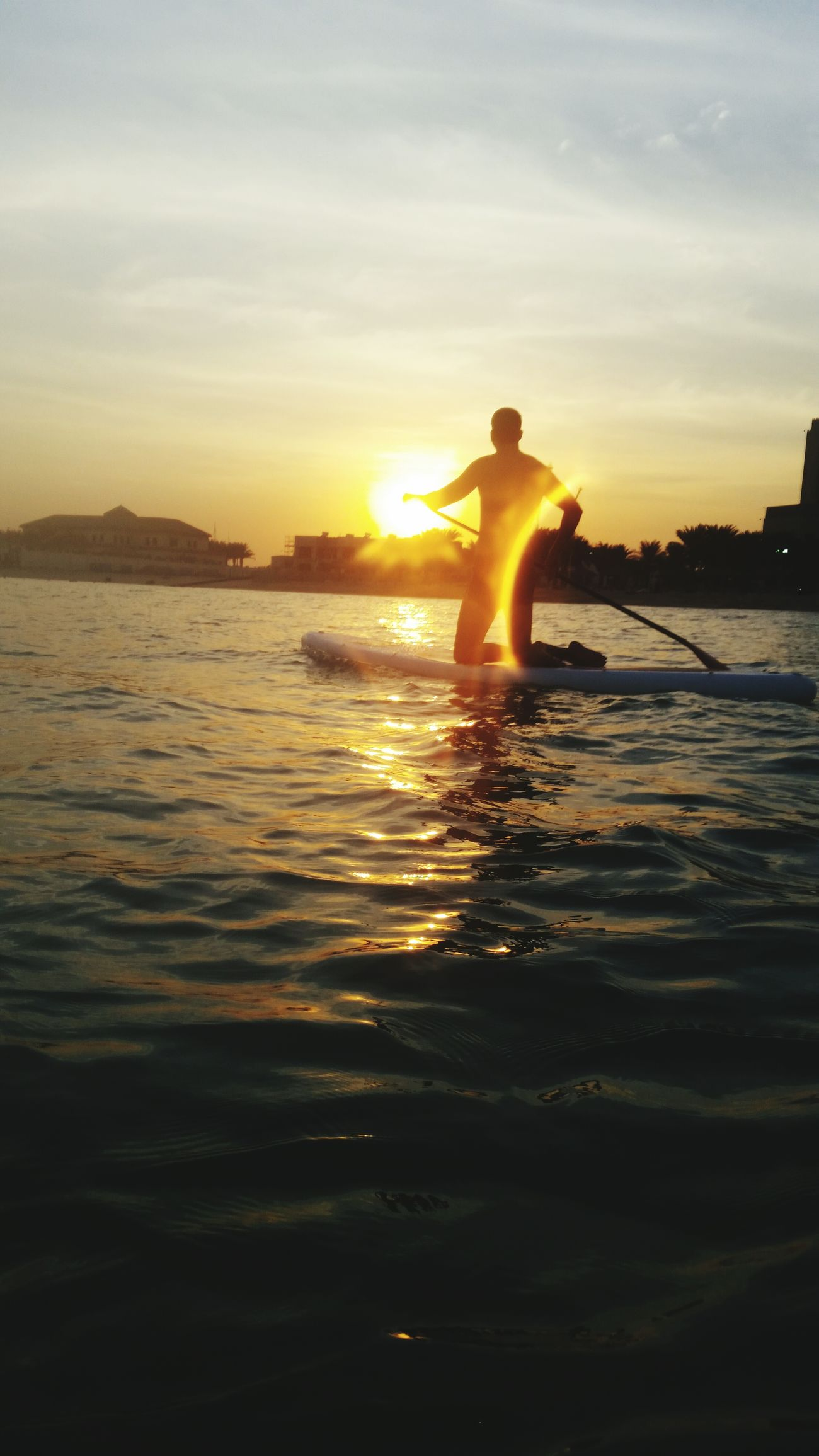 Sup Standuppaddle Beachlife Sea Sunset_collection Sunrise_sunsets_aroundworld