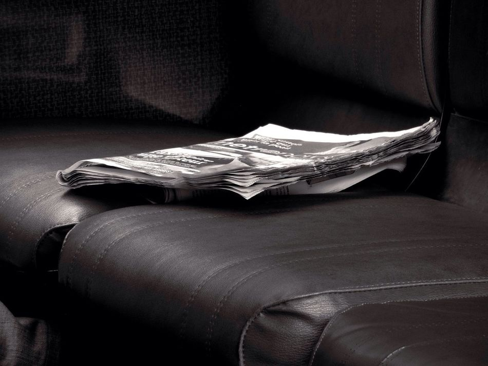 Beautiful stock photos of newspaper, Comfortable, Communication, France, Indoors