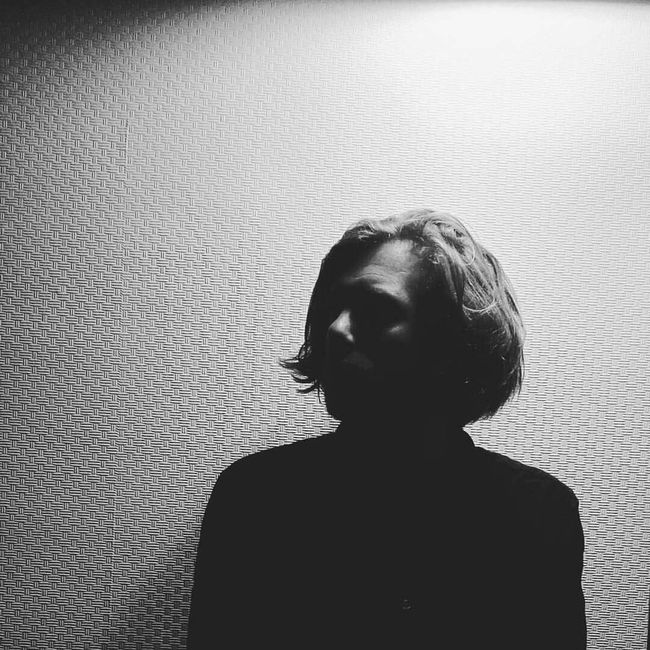 Darkness And Light Portrait Of A Friend Noflash 2016♡ Malinas Ilovesquares For The Love Of Black And White EyeEm Best Shots - People + Portrait The Portraitist - 2016 EyeEm Awards