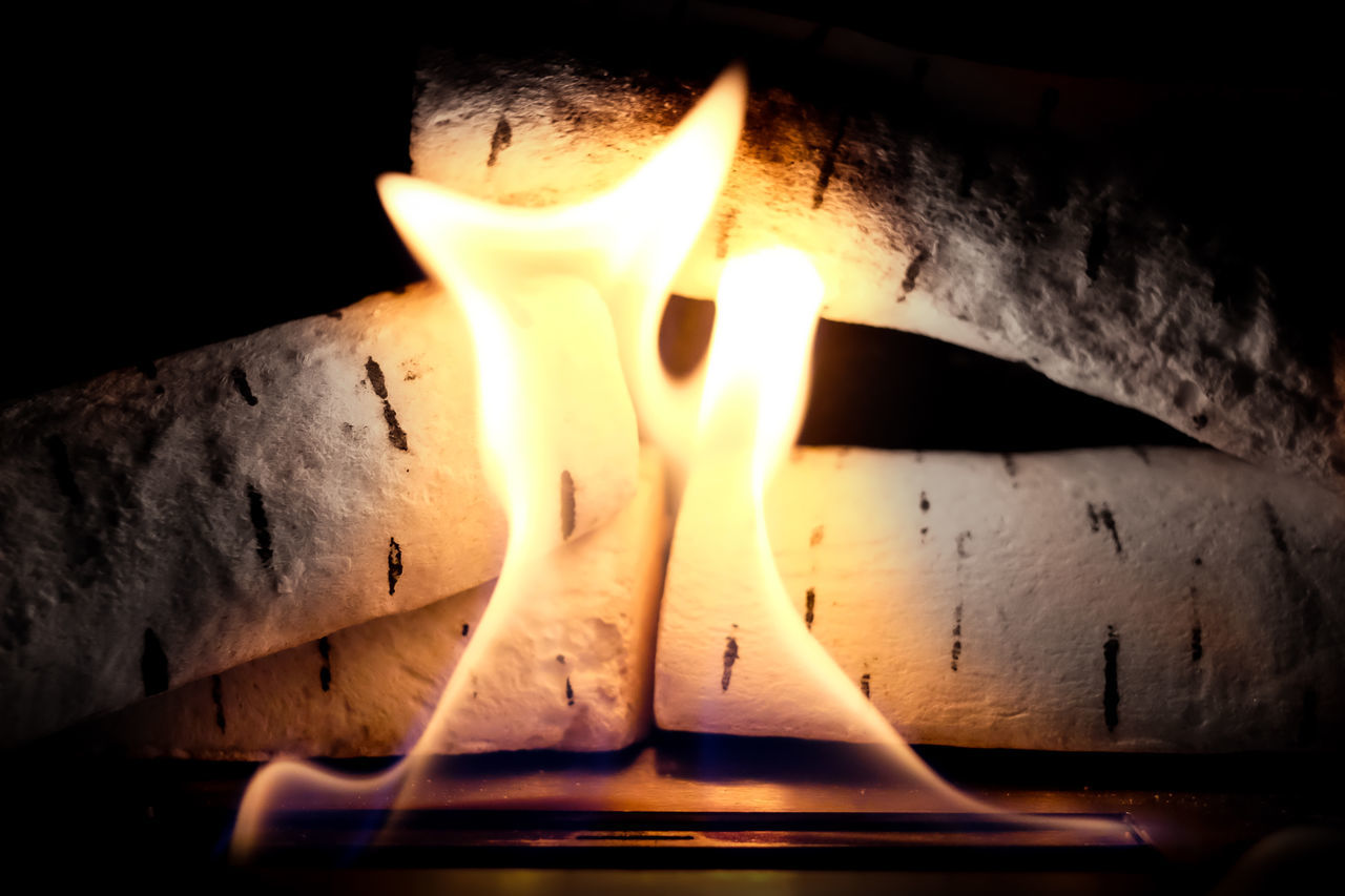 Burning Close-up Figure Fire Fireplace Flame Flame Figure Hallo Heat - Temperature Human Body Part Human Hand Illuminated Unrecognizable Person