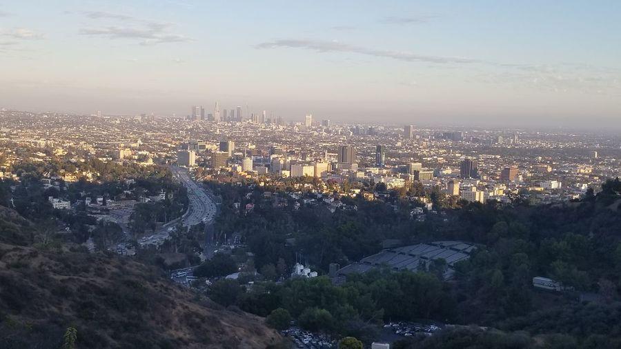 Cityscape Urban Skyline Outdoors Sky No People CaliLife California Love California Dreaming Holloywoodandvine
