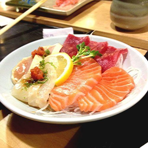 Salmon, Tuna, Albacore, and Halibut... Yum yum yum