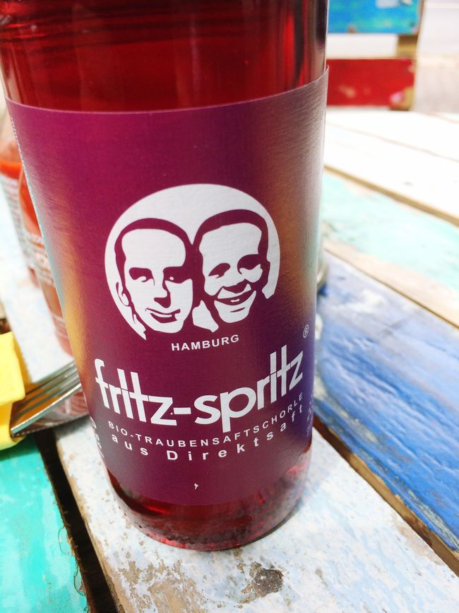 Try something new Fritz