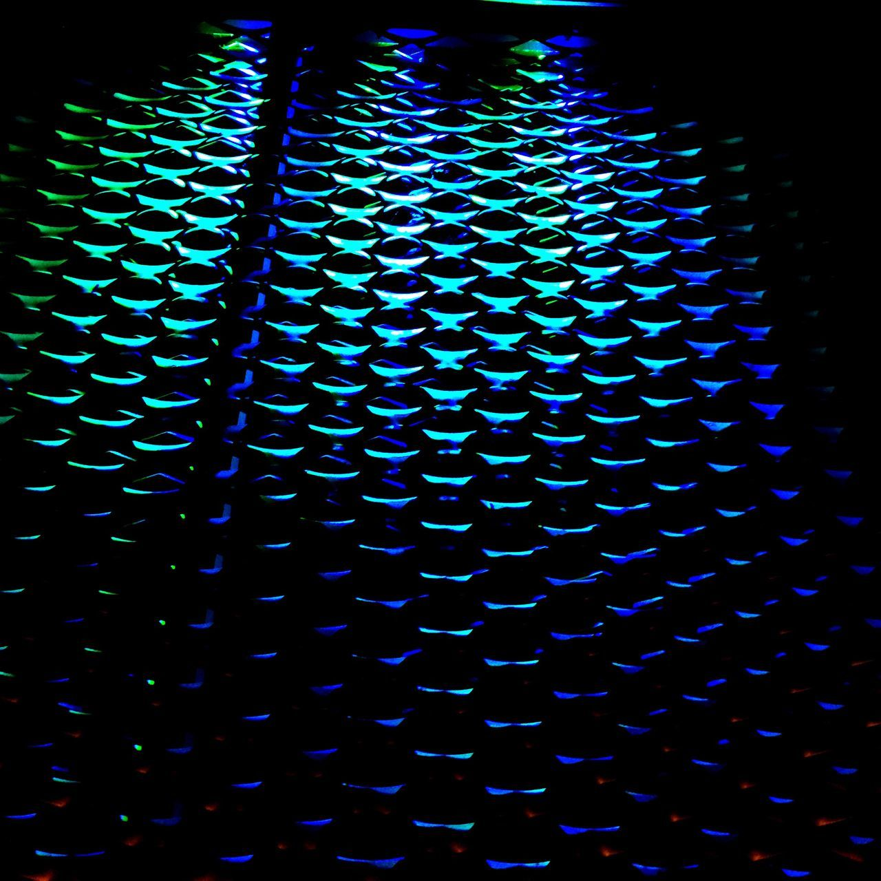 pattern, backgrounds, indoors, no people, multi colored, full frame, illuminated, close-up, night